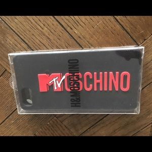 Moschino Silicone iPhone Case 6/7/8 - Jeremy Scott